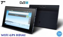 ТАБЛЕТ + GPS навигация + Цифрова телевизия + 8GB + БОНУСИ!!!