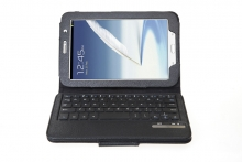 "Кожен калъф с Bluetooth клавиатура за таблети 8"" Samsung Galaxy Note N5100"
