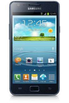 Samsung GALAXY SII Plus GT-I9105, Син