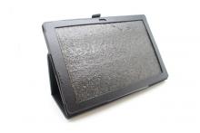 Кожен калъф за таблет Sony Xperia Z4 10 инча - ПАПКА + ПИСАЛКА