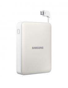 Батерия Samsung - External Battery Pack 11 300 mAh - Бяла