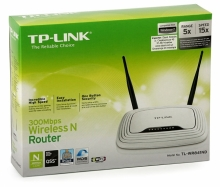 WIFI рутер TP-Link TL-WR841N - 300Mbps