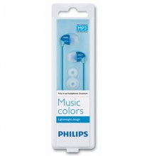 Слушалки олекотен дизайн Philips SHE3582