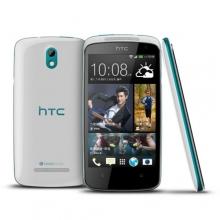 "Смартфон HTC Desire 500, 4.3"", Dual Sim, 3G, GPS, Quad Core 1.2GHz, 2 камери"