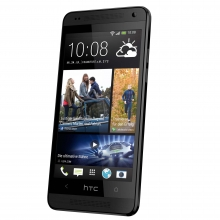 "Смартфон HTC One Mini, 4.3"", 3G, GPS, Dual Core 1.4GHz, 2 камери"