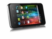 Смартфон PRESTIGIO MultiPhone PAP5400 DUO - Quad core - ЧЕРЕН