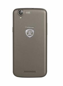 "Смартфон PRESTIGIO MultiPhone PSP5453 DUO METAL - 4.5"", 2 СИМ, 4ядрен - МЕТАЛИК"