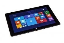 Таблет Point of View Mobii WinTab800W Intel Atom Z3735 - 8 инча IPS, Windows 8.1