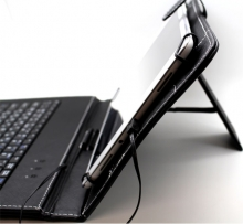 "Калъф с клавиатура за таблети 9.6 - 10.1"", Samsung Tab E (T560), Tab А (P550)"