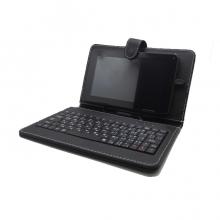 Калъф с кирилизирана клавиатура за таблет 7 и 8 инча + ПИСАЛКА