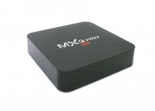 Мултимедиен център Android TV Box MXQ Pro