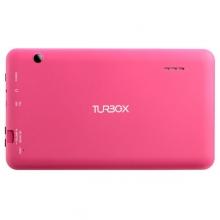 Таблет QuadColor Pink - 7 инча, 8GB, Четириядрен + ПОДАРЪК