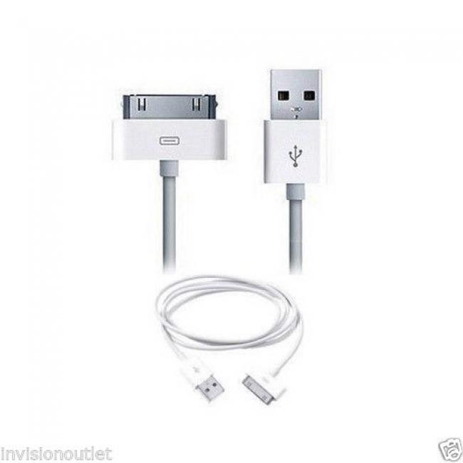 USB дата кабел за Apple iPad 1/2/3