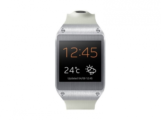 Смарт Часовник Samsung SM-V7000 GALAXY Gear-Бял