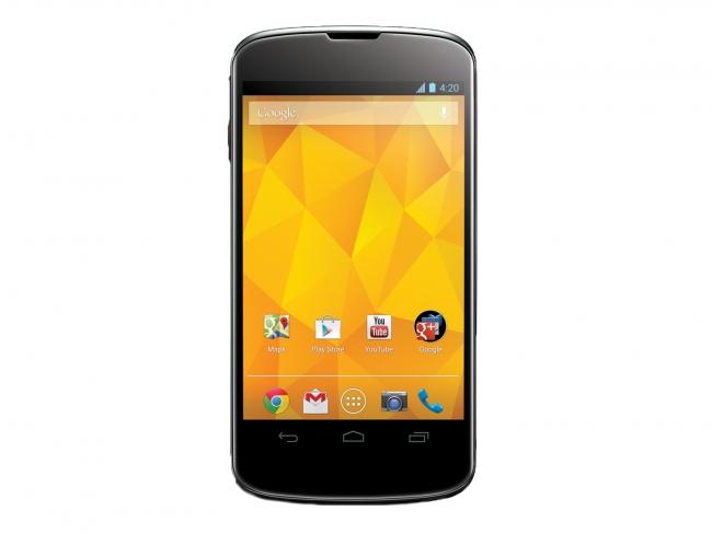 LG Nexus 4,ЧЕРЕН