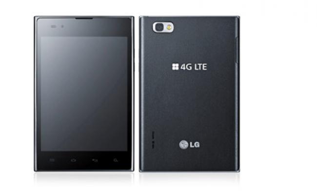 LG Optimus VU P895,ЧЕРЕН