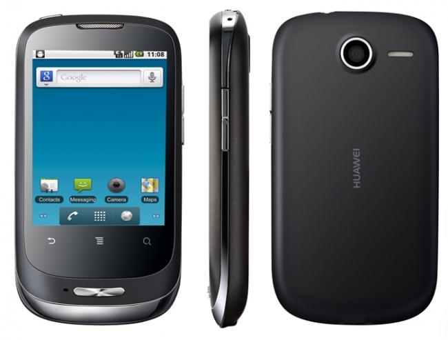 Смартфон Huawei Gaga - 2.8 инча, 3G, GPS