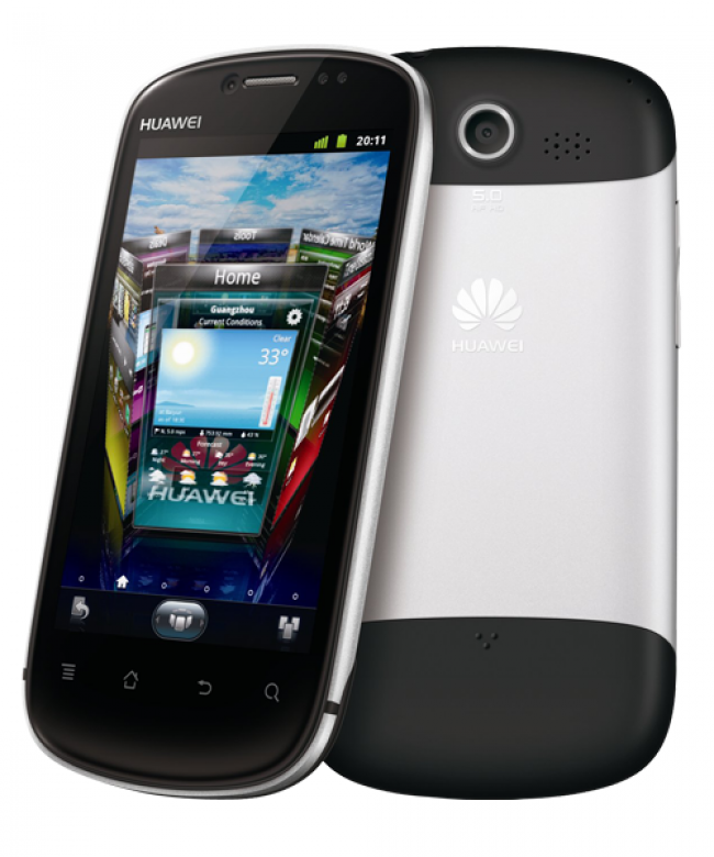 Смартфон Huawei Vision - 3.7 инча, 3G, GPS