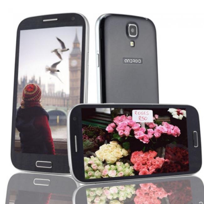 """Смартфон Privileg I9500L - 5"""" Quad Core, 3G, 2 СИМ"""