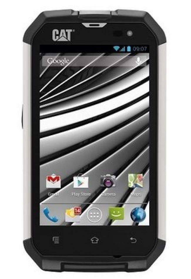 Удароустойчив Смартфон CAT B15 - 4 инча, 2 СИМ, GPS, 3G
