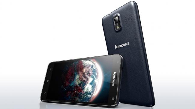 Смартфон Lenovo S580, Четириядрен 1,2 GHz, 8MP камера, Android 4.3 Jelly Bean