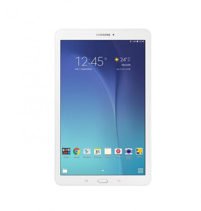Таблет Samsung Tablet SM-T560 GALAXY TAB E 9.6 инча HD - Бял