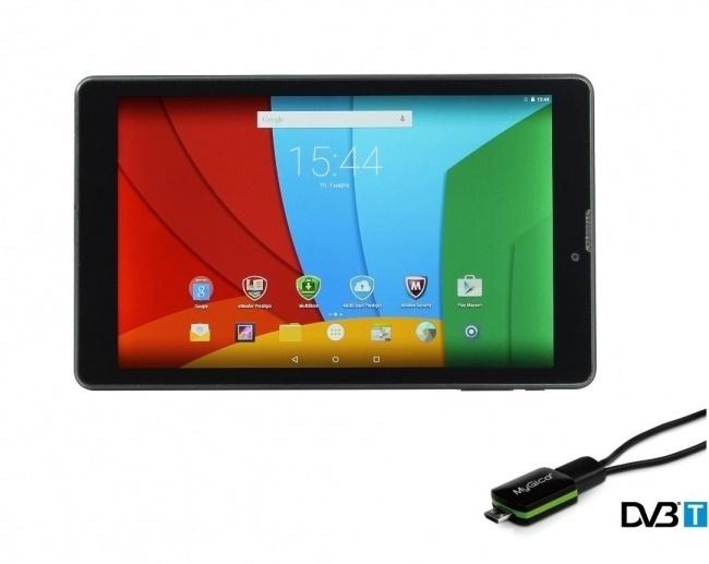5 в 1 4G Таблет + GPS навигация + Цифрова телевизия + DVR + 16GB Prestigio 8 инча