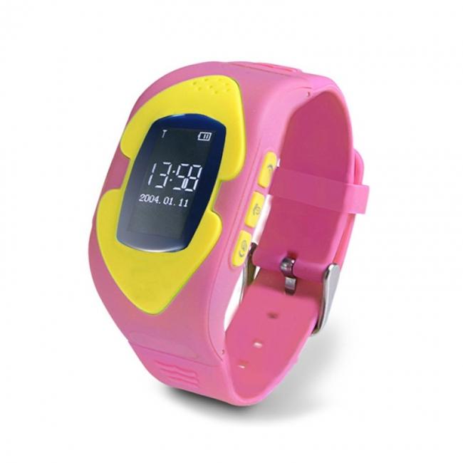 Детски GSM GPS часовник GW001