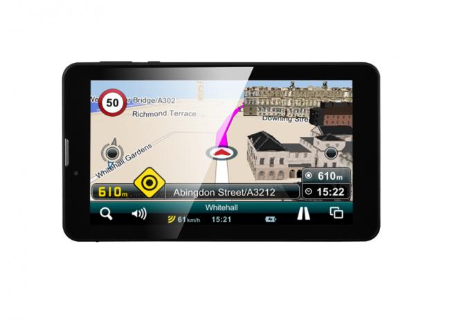 GPS навигация Prestigio GeoVision 7799 Tour 3 със Sygic EU - 7 инча, 3G