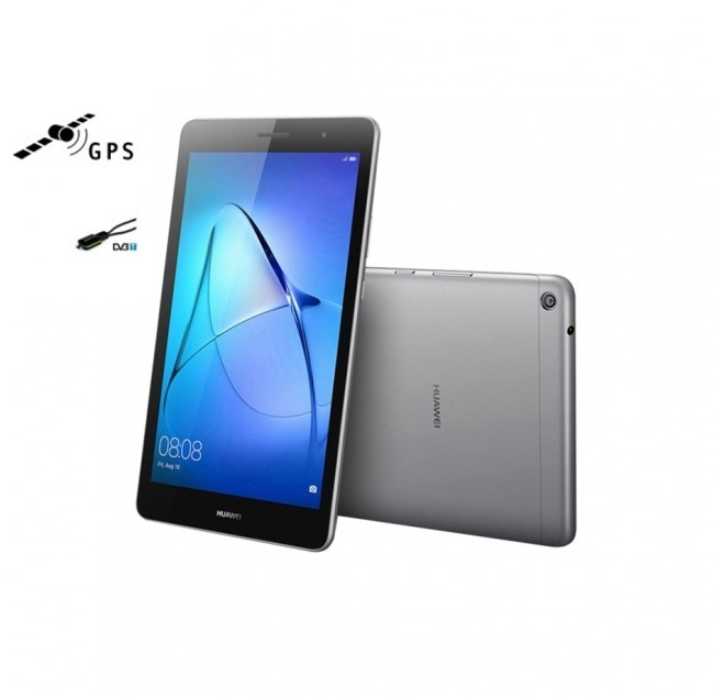4в1 Таблет Huawei MediaPad T3 TAB, 8 инча с Цифрова ТВ, DVR, GPS навигация