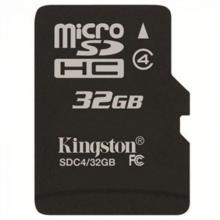 Micro SD карта Kingston 32GB