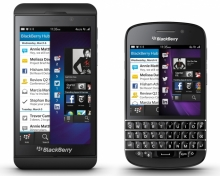 Смартфон BlackBerry Q10 , Процесор 1.5GHz, WiFi, GPS, Bluetooth