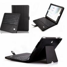 Кожен калъф с Bluetooth клавиатура за таблет Apple Ipad 2/3/4