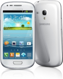 SAMSUNG GALAXY SIII MINI, GT-I8190 БЯЛ