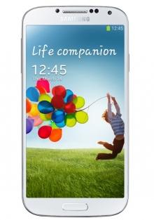 Smartphone Samsung GALAXY S4 GT-I9505,БЯЛ