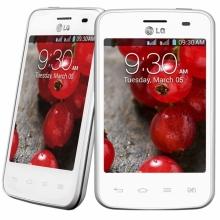 LG Optimus L3 II E435 Dual,БЯЛ