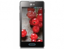 LG Optimus L4 II E440,Titan Silver