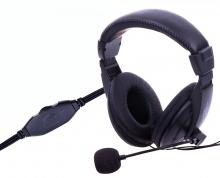 Слушалки с микрофон KM-750MV