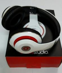 Нов модел! Аудио слушалки Beats by Dre STUDIO HD - БЕЛИ
