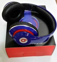 Нов модел! Аудио слушалки Beats by Dre STUDIO HD - СИНИ