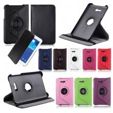 Кожен калъф за таблети Samsung Galaxy Tab 3 Lite (T-110) - 7 инча