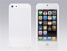 Пластмасов ултра-тънък кристално прозрачен калъф за iPhone 5/5s