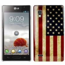 Пластмасов калъф за LG-L9 USA