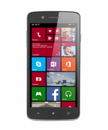 Смартфон PRESTIGIO MultiPhone PSP8500 DUO, Четириядрен, Windows 8.1, 1GB RAM, 8mpx