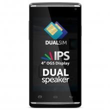 Смартфон Allview E2 Living, 4 инча IPS LCD