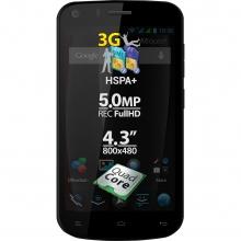Смартфон Allview A5 Quad - 4.3 инча, 2 SIM, четириядрен