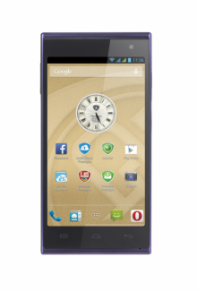 Смартфон PRESTIGIO MultiPhone PSP5505DUOBLUE - Quad core - СИН