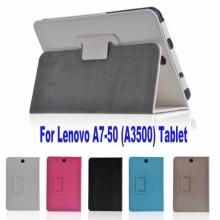 Кожен калъф за таблет Lenovo A3500 A7-50 - 7 инча ПАПКА