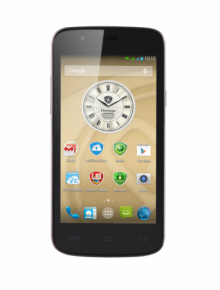 "Смартфон PRESTIGIO MultiPhone PSP5453 DUO BLACK - 4.5"", 2 СИМ, 4ядрен - ЧЕРЕН"