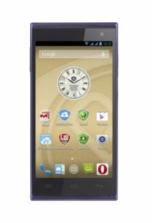 "Смартфон PRESTIGIO MultiPhone PSP5455 DUO BLUE - 4.5"", четириядрен - СИН"